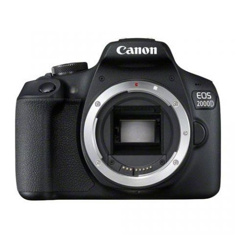 Canon EOS 2000D DSLR Camera - Body Only - FREE UK DELIVERY