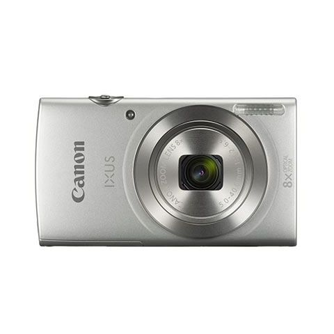 Canon IXUS 185 Compact Digital Camera (Silver) - FREE UK DELIVERY