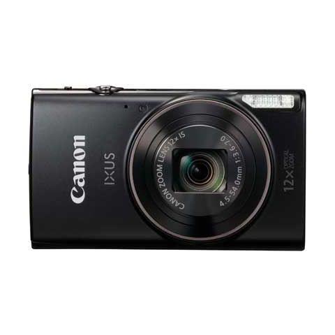 Canon IXUS 285 HS Digital Camera (Black) - FREE UK DELIVERY