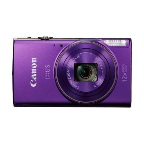 Canon PowerShot Ixus 285 HS Digital Camera (Purple) - FREE UK DELIVERY