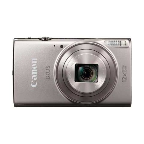 Canon PowerShot Ixus 285 HS Digital Camera (Silver) - FREE UK DELIVERY