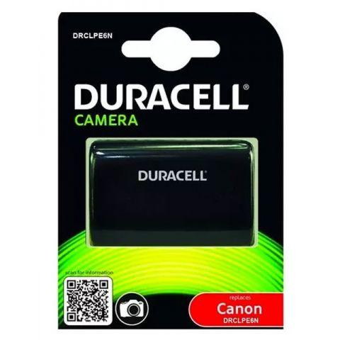 Duracell Canon LP-E6N Battery