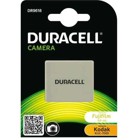Duracell Fujifilm NP-40 Battery