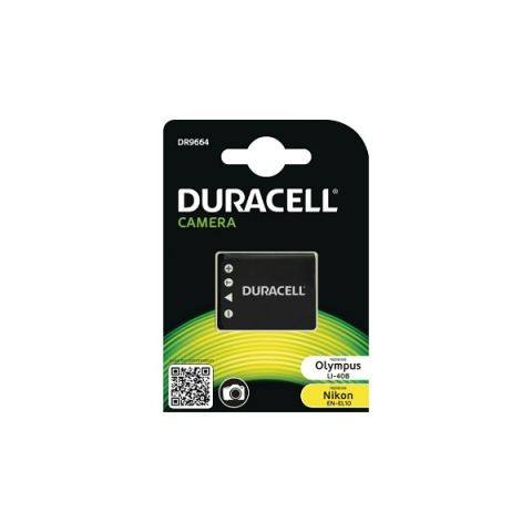 Duracell replacement for Fujifilm NP-45 Battery