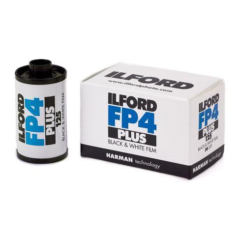 Ilford FP4 Plus 135-36 exp