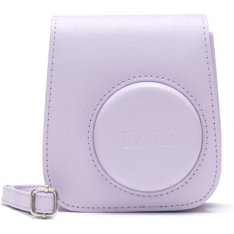FUJIFILM Instax Mini 11 Case (Lilac Purple)