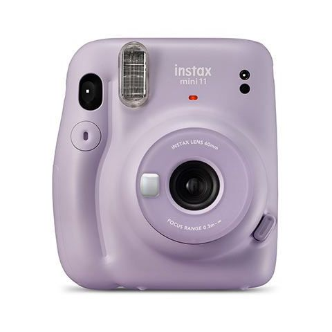FUJIFILM INSTAX Mini 11 Instant Film Camera (Lilac Purple)