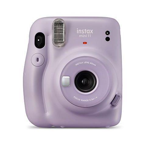 FUJIFILM INSTAX Mini 11 Instant Film Camera (Lilac Purple)