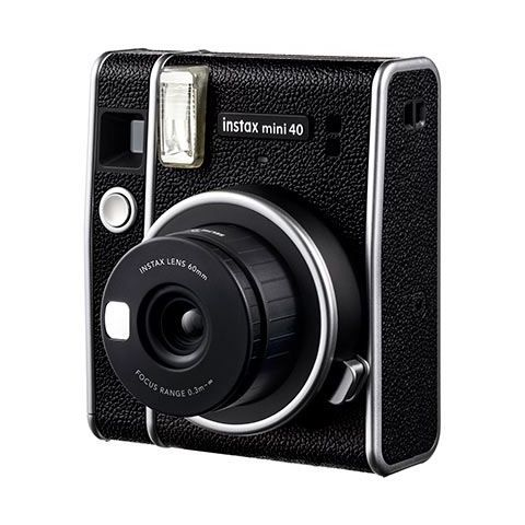 FUJIFILM INSTAX Mini 40 Instant Film Camera