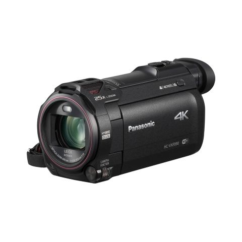 Panasonic HC-VXF990 4K Camcorder - FREE UK DELIVERY