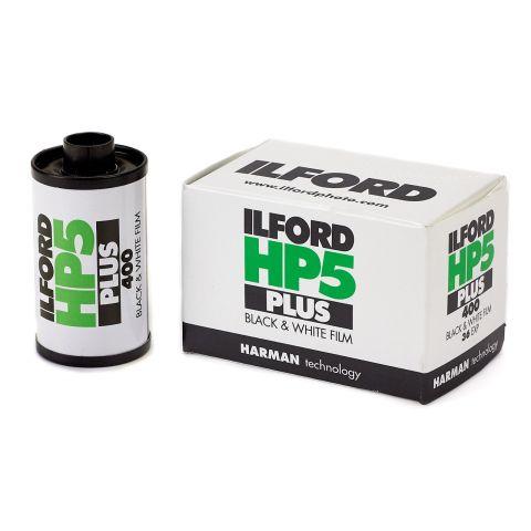 Ilford HP5 Plus 135-36 exp