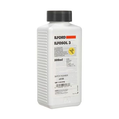 Ilford Ilfosol 3 Developer 500ml