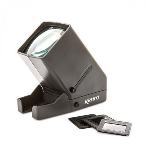 Kenro 3x Slide & Film Viewer