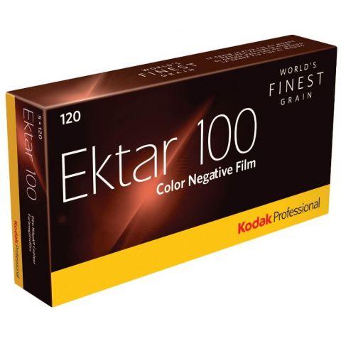 Kodak Ektar 100 120 Roll Film (5 Pack)
