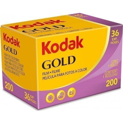 Kodak Gold 200 36 Exp 35mm Colour Print Film