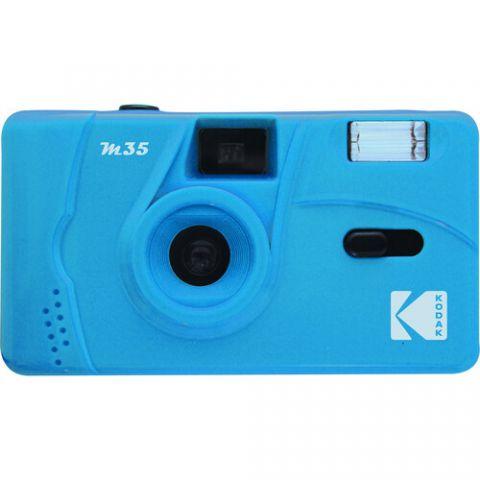 Kodak M35 35mm Film Camera with Flash (Blue)