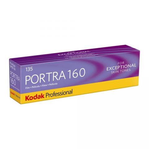 Kodak Portra 160 36 Exposure 35mm Film (5 Pack)