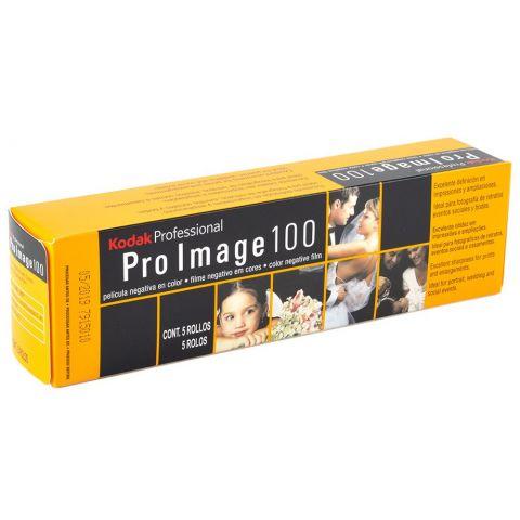 Kodak Pro Image 100 36 Exposure 35mm Film (5 Pack)