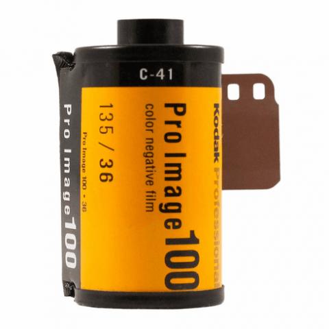 Kodak Pro Image 100 36 Exposure 35mm Film