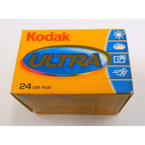 Kodak Ultra 400-24exp Colour Print Film (Dated 06/2007)
