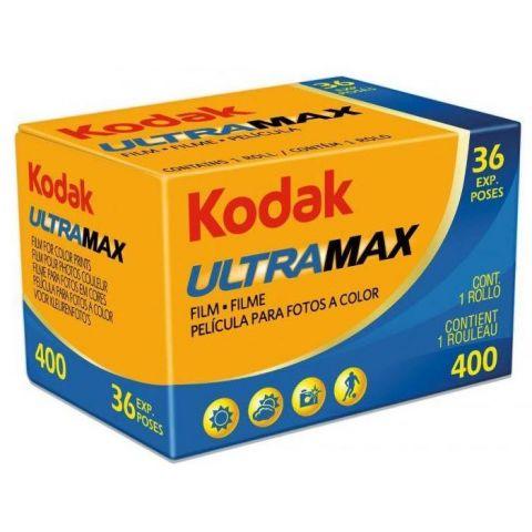 Kodak Ultra Max 400 36 Exposure 35mm Film