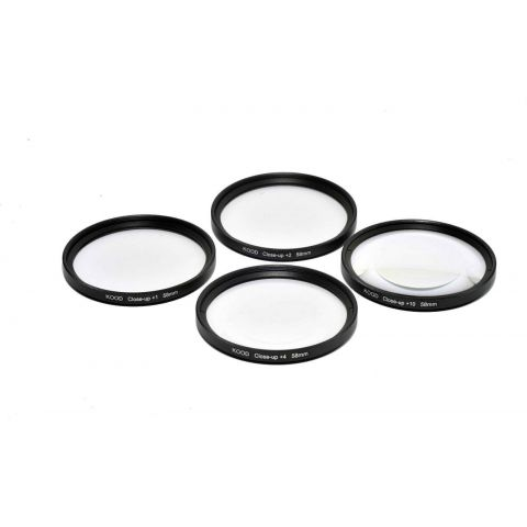 Kood 49mm Close Up Filter Set