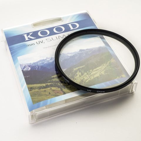 Kood Multi Coated Slim Ring UV Filter 49mm