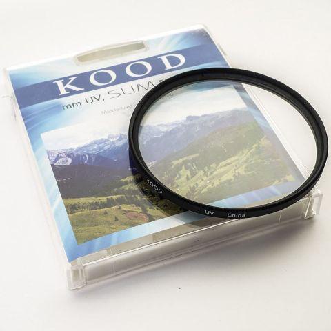 Kood Multi Coated Slim Ring UV Filter 37mm