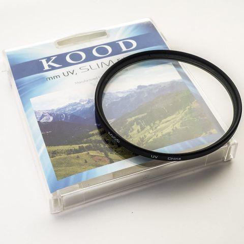 Kood Multi Coated Slim Ring UV Filter 58mm