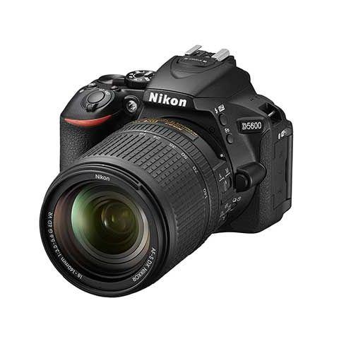 Nikon D5600 Digital SLR Camera with 18-140mm Lens - FREE UK DELIVERY