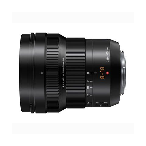 Panasonic Leica DG Vario-Elmarit 8-18mm f/2.8-4 ASPH. Lens - FREE UK DELIVERY