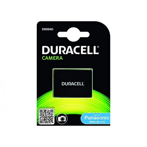 Duracell Panasonic DMW-BCG10 Battery