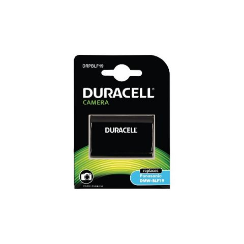 Duracell Panasonic DMW-BLF19E Battery