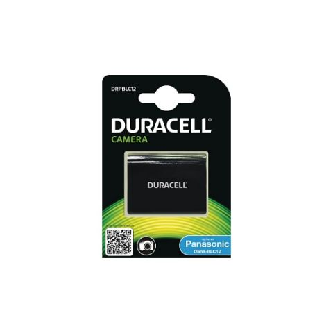 Duracell Panasonic DMW-BLC12 Battery