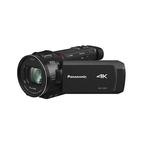 Panasonic HC-VXF1 4K Camcorder - FREE UK DELIVERY