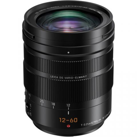 Panasonic 12-60mm F2.8-4 Leica DG Vario-Elmarit Lens - FREE UK DELIVERY