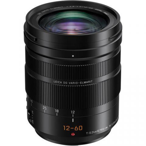 Panasonic 12-60mm F2.8-4 Leica DG Vario-Elmarit Lens - FREE UK DELIVERY