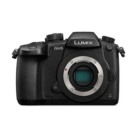 Panasonic Lumix GH5 Digital Camera Body - NOW WITH £150 CASHBACK - FREE UK DELIVERY
