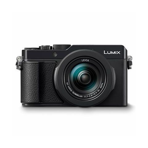 Panasonic Lumix DC-LX100 II Digital Camera (Black) - FREE UK DELIVERY