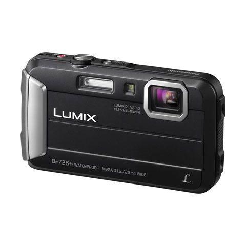 Panasonic Lumix DMC-FT30 (Black) Digital Camera - FREE UK DELIVERY
