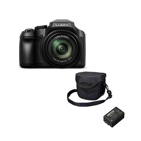 Panasonic Lumix FZ82 Digital Camera & Accessory Kit - FREE UK DELIVERY