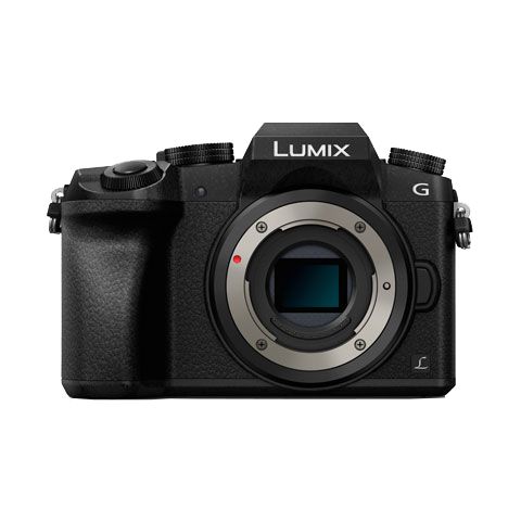 Panasonic Lumix G7 Digital Camera Body Only - FREE UK DELIVERY