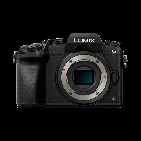 Panasonic Lumix G7 Digital Camera Body Only - FREE UK DELIVERY