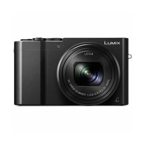 Panasonic LUMIX DMC-TZ100 Digital Camera - Black - FREE UK DELIVERY