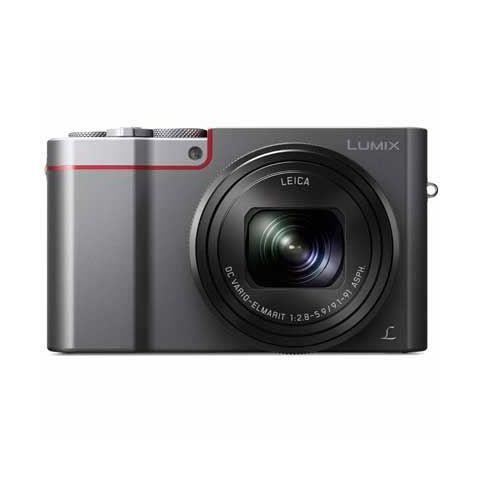 Panasonic LUMIX DMC-TZ100 Digital Camera - Silver - FREE UK DELIVERY