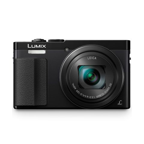 Panasonic Lumix DMC-TZ70 Compact Digital Camera Black - FREE UK DELIVERY