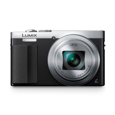 Panasonic Lumix DMC-TZ70 Compact Digital Camera Silver - FREE UK DELIVERY