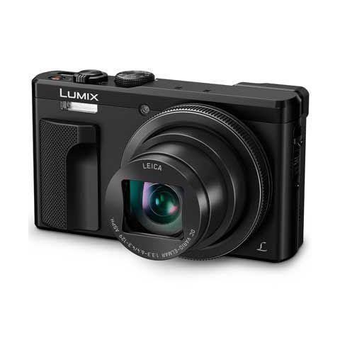 Panasonic Lumix TZ80 Digital Camera - Black - FREE UK DELIVERY