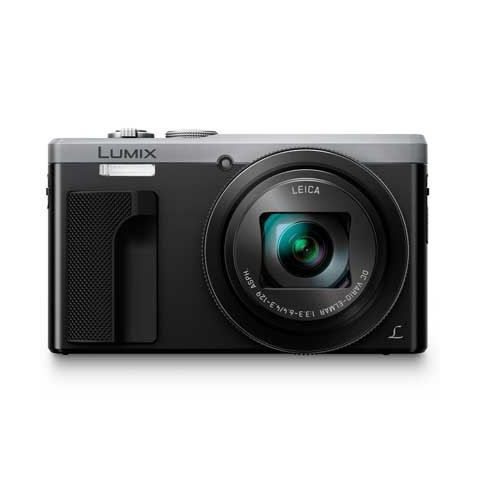 Panasonic Lumix TZ80 Digital Camera - Silver - FREE UK DELIVERY