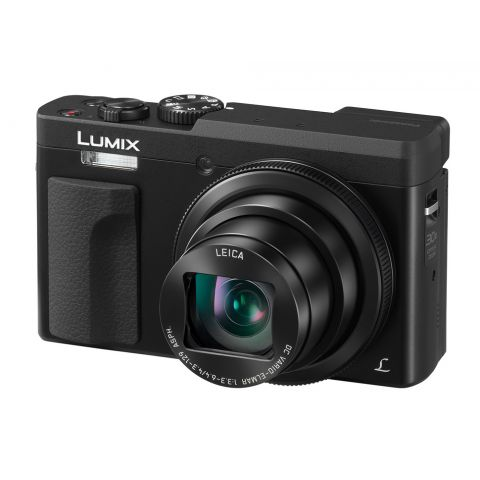 Panasonic Lumix TZ90 Digital Camera - Black - FREE UK DELIVERY